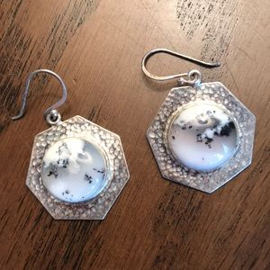 Jewelry - Dentrite earrings